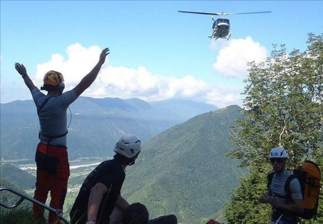 Kratka navodila glede zavarovanja v gorah za člane planinskih društev, ki so zavarovani s plačano članarino PZS
